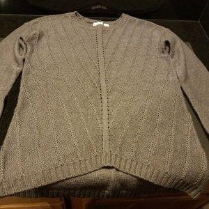 Cato Sweater Gray/multi color